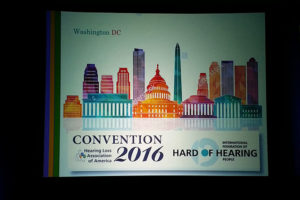 HLAA National Convention in Washington D.C.