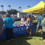 CCRA booth