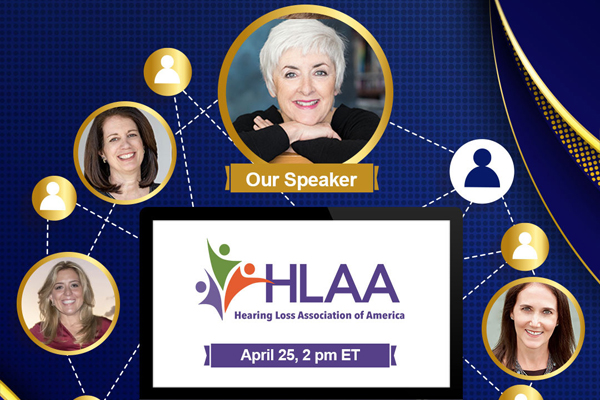 HLAA National Virtual Meeting