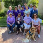 Group picture after the Walk for hearing celebration